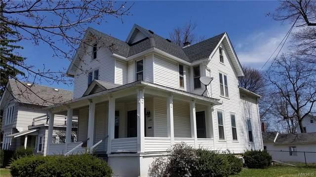 284 Pine Street, Lockport-City, NY 14094 (MLS #B1328153) :: Avant Realty