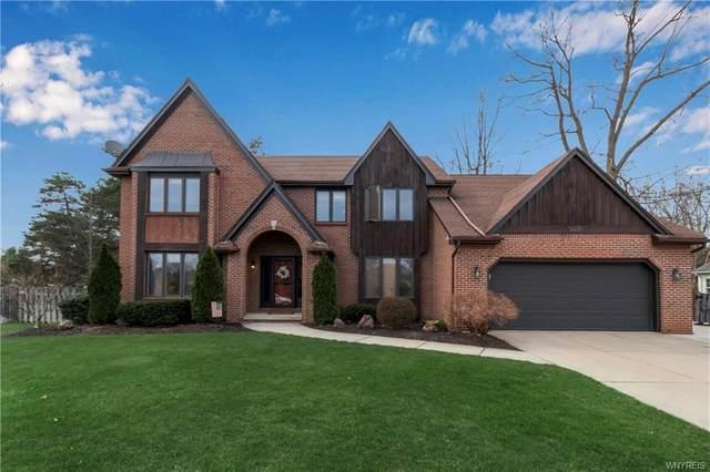 368 Wood Acres Drive, Amherst, NY 14051 (MLS #B1328195) :: Avant Realty
