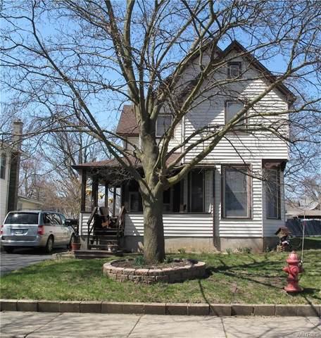 147 Allen Street, Lockport-City, NY 14094 (MLS #B1328218) :: Avant Realty