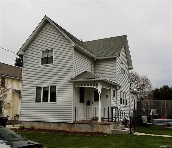 8 Mccue Avenue, Lockport-City, NY 14094 (MLS #B1328294) :: Avant Realty