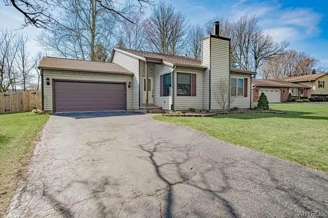 5912 Marion Drive, Lockport-Town, NY 14094 (MLS #B1328313) :: Avant Realty