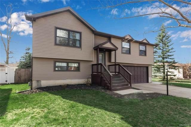 46 Osgood Avenue, West Seneca, NY 14224 (MLS #B1328380) :: MyTown Realty