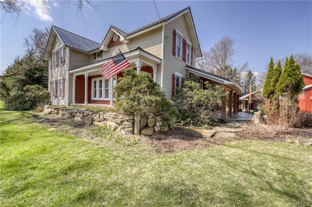 7641 Maples Road, Mansfield, NY 14755 (MLS #B1328453) :: 716 Realty Group