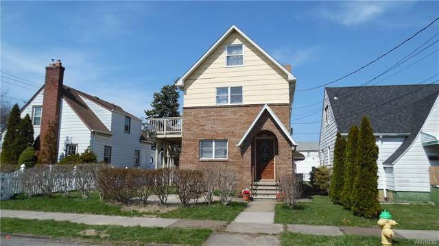 2708 Whitney Avenue, Niagara Falls, NY 14301 (MLS #B1328459) :: TLC Real Estate LLC