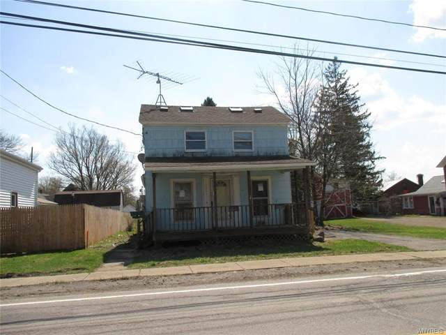2003 Brant Road, North Collins, NY 14111 (MLS #B1328542) :: Lore Real Estate Services