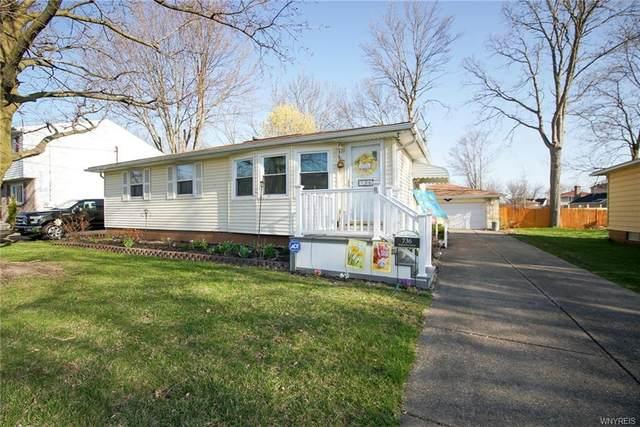 736 Remington Drive, North Tonawanda, NY 14120 (MLS #B1328587) :: Avant Realty