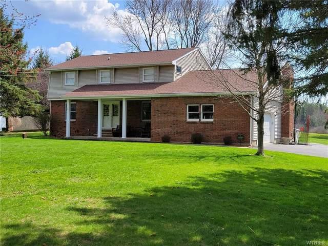 905 Jewett Holmwood Road, Aurora, NY 14052 (MLS #B1328588) :: MyTown Realty