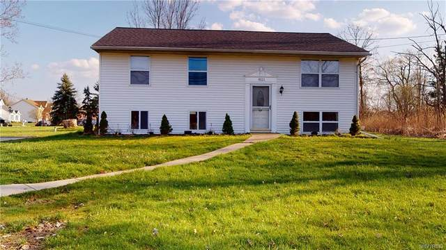 8121 Greiner Road, Clarence, NY 14221 (MLS #B1328598) :: MyTown Realty