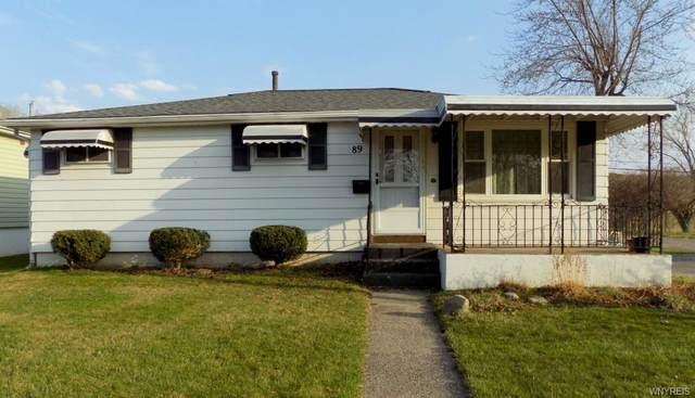 89 Hackett Drive, Tonawanda-City, NY 14150 (MLS #B1328613) :: Avant Realty