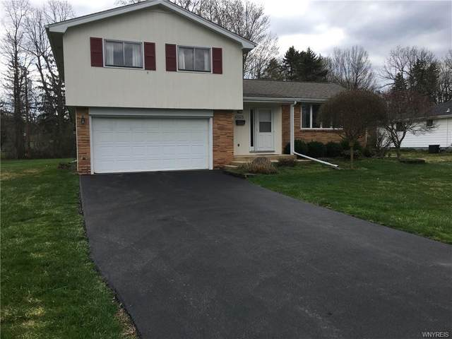 4555 Hedgewood Drive, Clarence, NY 14221 (MLS #B1328770) :: MyTown Realty