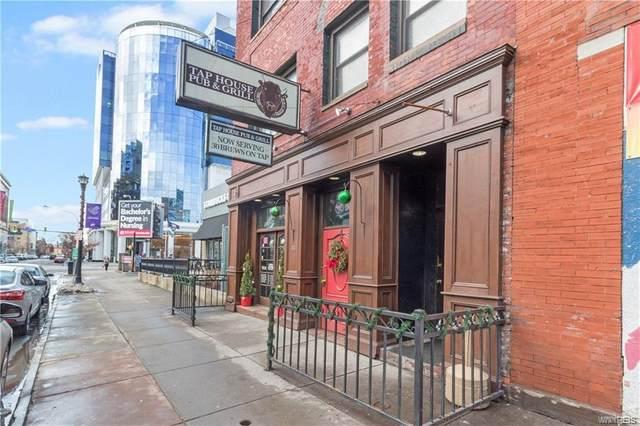 85 W Chippewa Street, Buffalo, NY 14202 (MLS #B1328881) :: 716 Realty Group