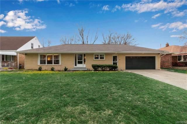 62 Lennox Avenue, Amherst, NY 14226 (MLS #B1328886) :: TLC Real Estate LLC