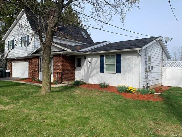 4647 Porter Center Road, Lewiston, NY 14092 (MLS #B1328936) :: Robert PiazzaPalotto Sold Team