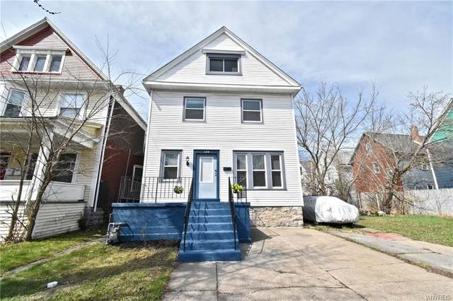120 Greenwood Place, Buffalo, NY 14213 (MLS #B1328992) :: BridgeView Real Estate Services