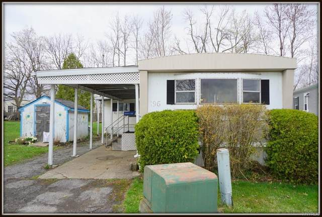 196 Ash Court, Lockport-Town, NY 14094 (MLS #B1329011) :: BridgeView Real Estate Services
