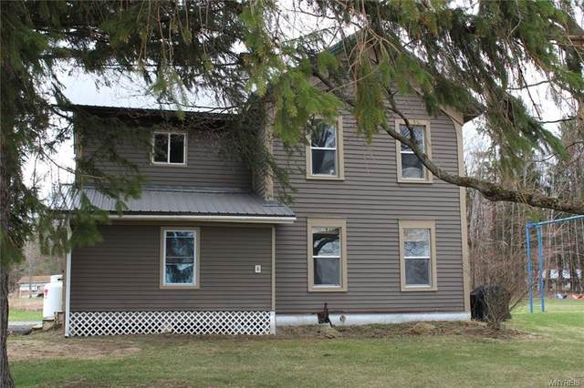 9771 Pigeon Hill Road, Farmersville, NY 14042 (MLS #B1329042) :: TLC Real Estate LLC