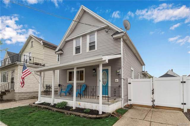 220 Barnard Street, Buffalo, NY 14206 (MLS #B1329133) :: TLC Real Estate LLC