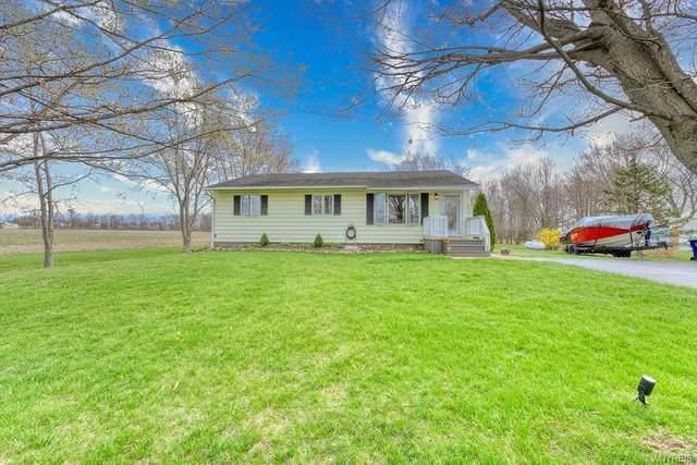 5291 Cambria Road, Cambria, NY 14132 (MLS #B1329161) :: Lore Real Estate Services