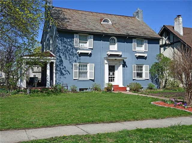 4116 Washington Street, Niagara Falls, NY 14305 (MLS #B1329203) :: TLC Real Estate LLC