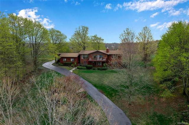 4534 Candlewood Drive, Lockport-Town, NY 14094 (MLS #B1329520) :: BridgeView Real Estate Services