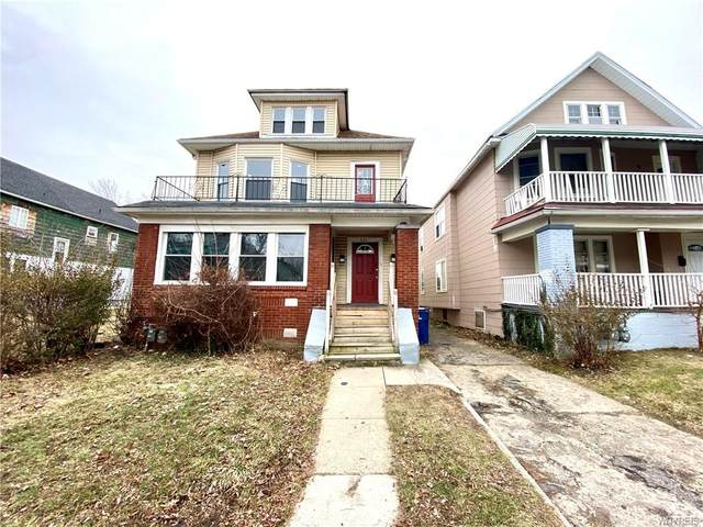 251 Loring Avenue, Buffalo, NY 14214 (MLS #B1329542) :: TLC Real Estate LLC