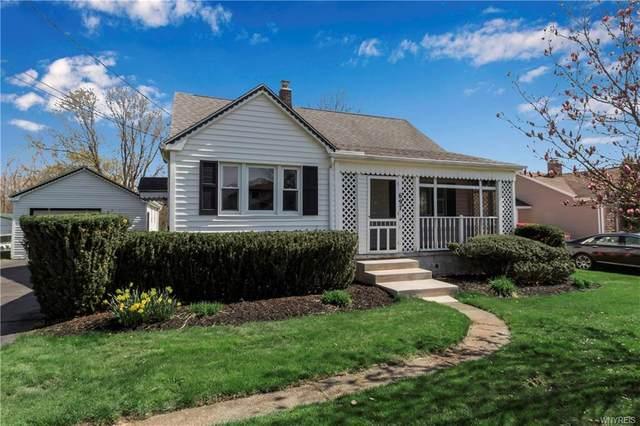 697 Cayuga Creek Road, Cheektowaga, NY 14227 (MLS #B1329753) :: BridgeView Real Estate Services