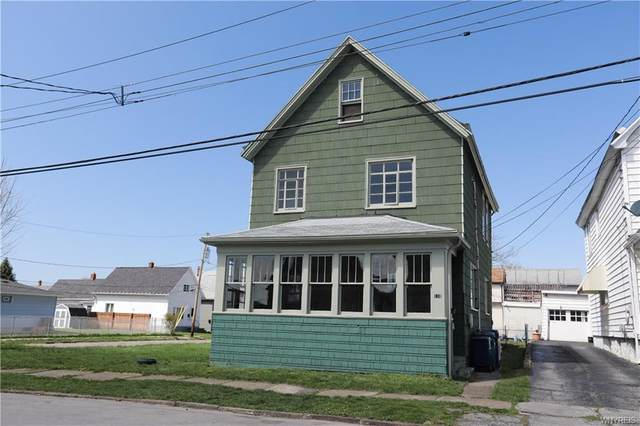 110 Jones Street, Buffalo, NY 14206 (MLS #B1329962) :: 716 Realty Group
