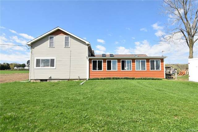 2662 Dutch Hollow Road, Sheldon, NY 14145 (MLS #B1329989) :: Lore Real Estate Services