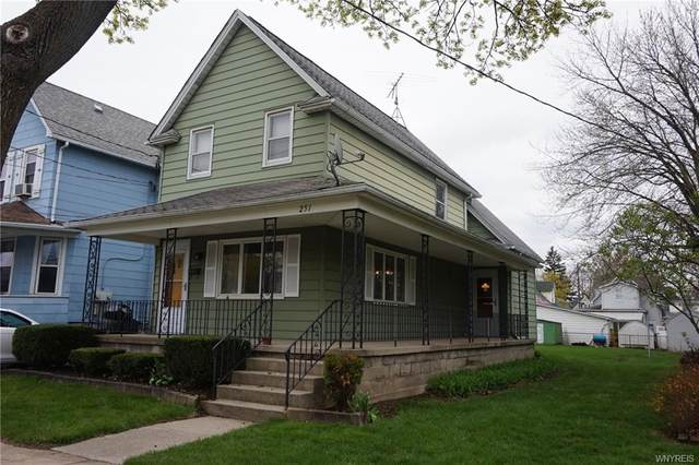 251 Sommer Street, North Tonawanda, NY 14120 (MLS #B1330352) :: 716 Realty Group