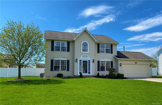 8923 Amy Leigh Lane, Clarence, NY 14032 (MLS #B1330420) :: 716 Realty Group