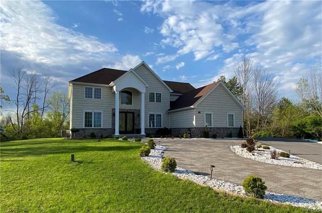 5380 Willow Lake Drive, Clarence, NY 14031 (MLS #B1330452) :: 716 Realty Group
