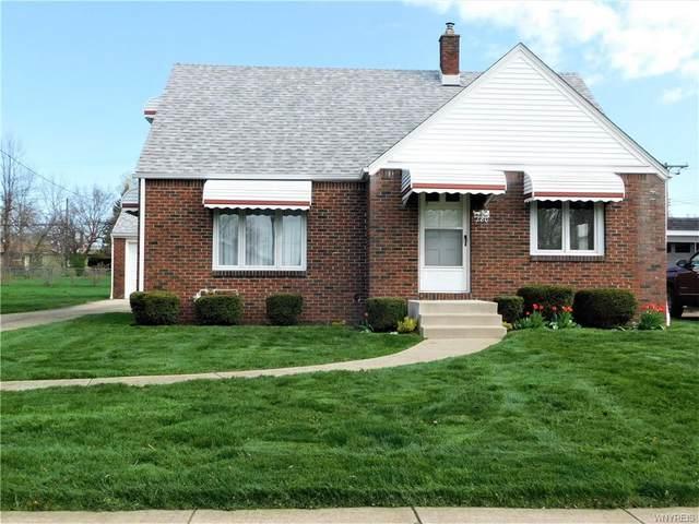 280 Mapleview Road, Cheektowaga, NY 14225 (MLS #B1330474) :: BridgeView Real Estate Services
