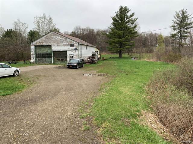 8376 Route 243, Rushford, NY 14777 (MLS #B1330476) :: BridgeView Real Estate Services