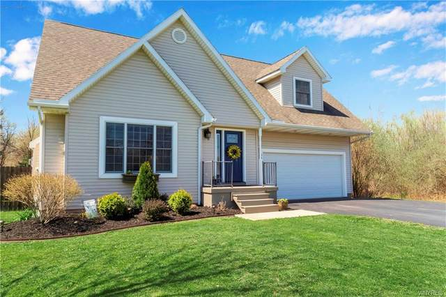 5430 Ernest Road, Lockport-Town, NY 14094 (MLS #B1330580) :: BridgeView Real Estate Services