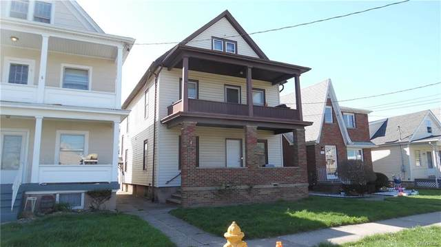 618 27th Street, Niagara Falls, NY 14301 (MLS #B1330693) :: Robert PiazzaPalotto Sold Team