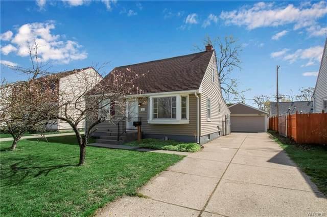 169 Kennedy Road, Cheektowaga, NY 14227 (MLS #B1330896) :: BridgeView Real Estate Services