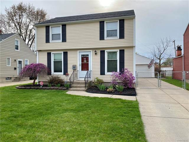 340 Ashford Avenue, Tonawanda-Town, NY 14150 (MLS #B1330901) :: 716 Realty Group