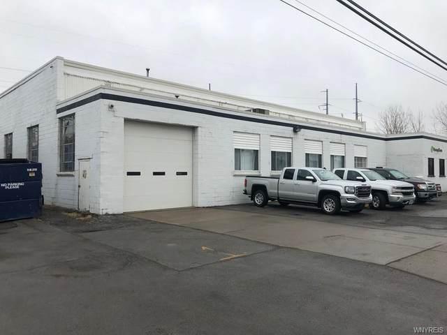 256 Sawyer Avenue, Tonawanda-Town, NY 14150 (MLS #B1330934) :: 716 Realty Group