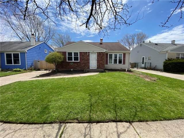 243 Zoerb Avenue, Cheektowaga, NY 14225 (MLS #B1330952) :: BridgeView Real Estate Services