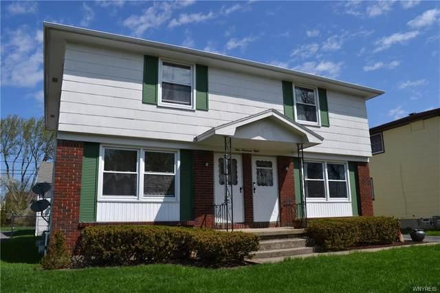108 South Seine Drive, Cheektowaga, NY 14227 (MLS #B1330977) :: BridgeView Real Estate Services