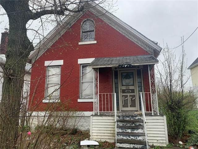 567 Spring Street, Buffalo, NY 14204 (MLS #B1330980) :: 716 Realty Group
