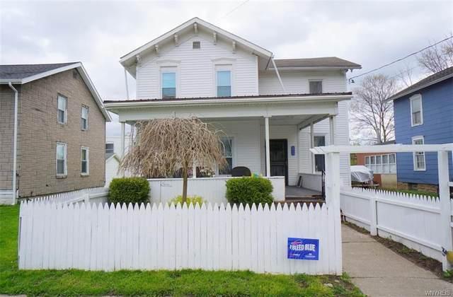 274 Church Street, Lockport-City, NY 14094 (MLS #B1331097) :: 716 Realty Group