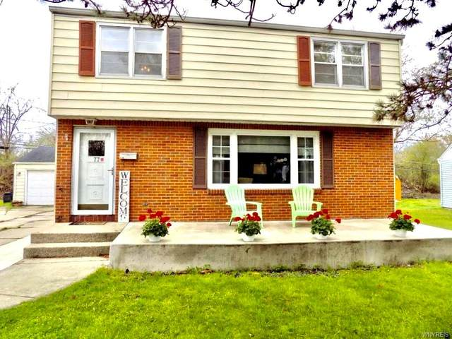 77 Millbrook Drive, Amherst, NY 14221 (MLS #B1331126) :: 716 Realty Group