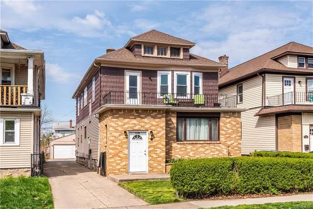 110 Virgil Avenue, Buffalo, NY 14216 (MLS #B1331167) :: 716 Realty Group