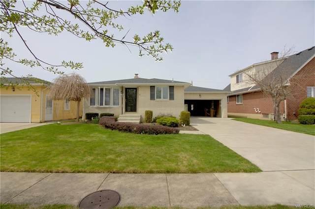 34 E Cavalier Drive, Cheektowaga, NY 14227 (MLS #B1331195) :: BridgeView Real Estate Services