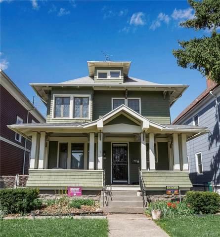 140 Oxford Avenue, Buffalo, NY 14209 (MLS #B1331210) :: 716 Realty Group