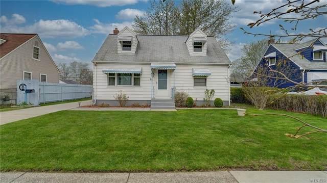 64 Milsom Avenue, Cheektowaga, NY 14227 (MLS #B1331242) :: BridgeView Real Estate Services