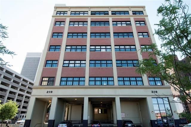210 Ellicott Street #206, Buffalo, NY 14203 (MLS #B1331282) :: 716 Realty Group