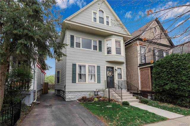 166 Ashland Avenue, Buffalo, NY 14222 (MLS #B1331656) :: Avant Realty