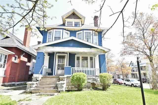 31 Meech Avenue, Buffalo, NY 14208 (MLS #B1331847) :: BridgeView Real Estate Services